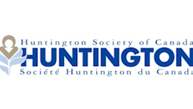 Huntington Society of Canada logo
