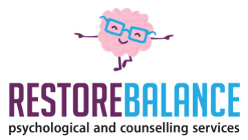 Restore Balance - Psychological and Counselling Services logo
