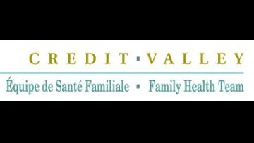 Credit Valley Family HEalth Team logo