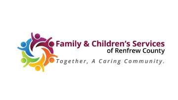 Family and Children Services of Renfrew County logo