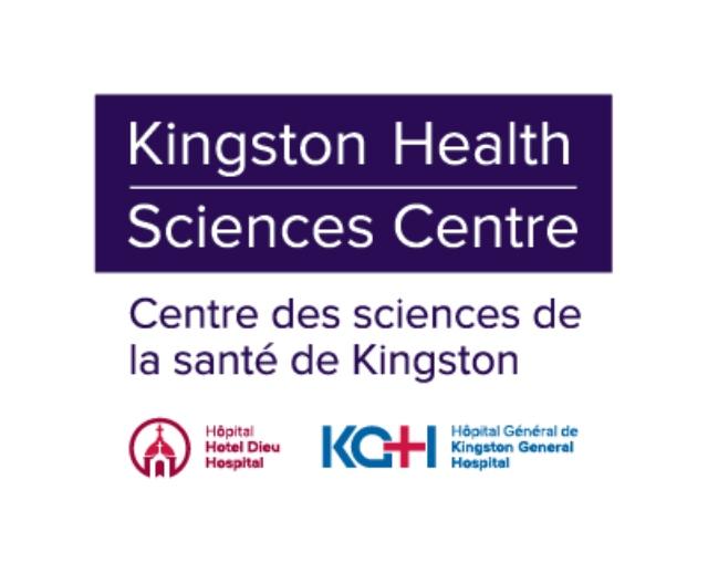 Kingston Health Sciences Centre logo