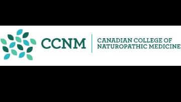 Canadian College of Naturopathic Medicine logo